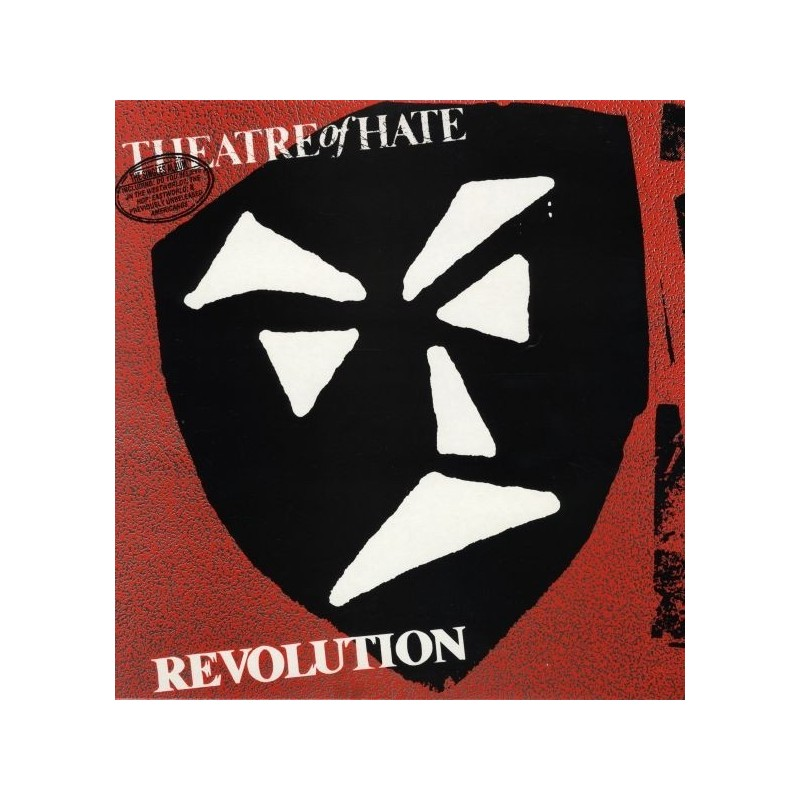 THEATRE OF HATE - Revolution LP