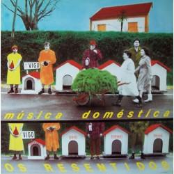 OS RESENTIDOS - Música Doméstica LP