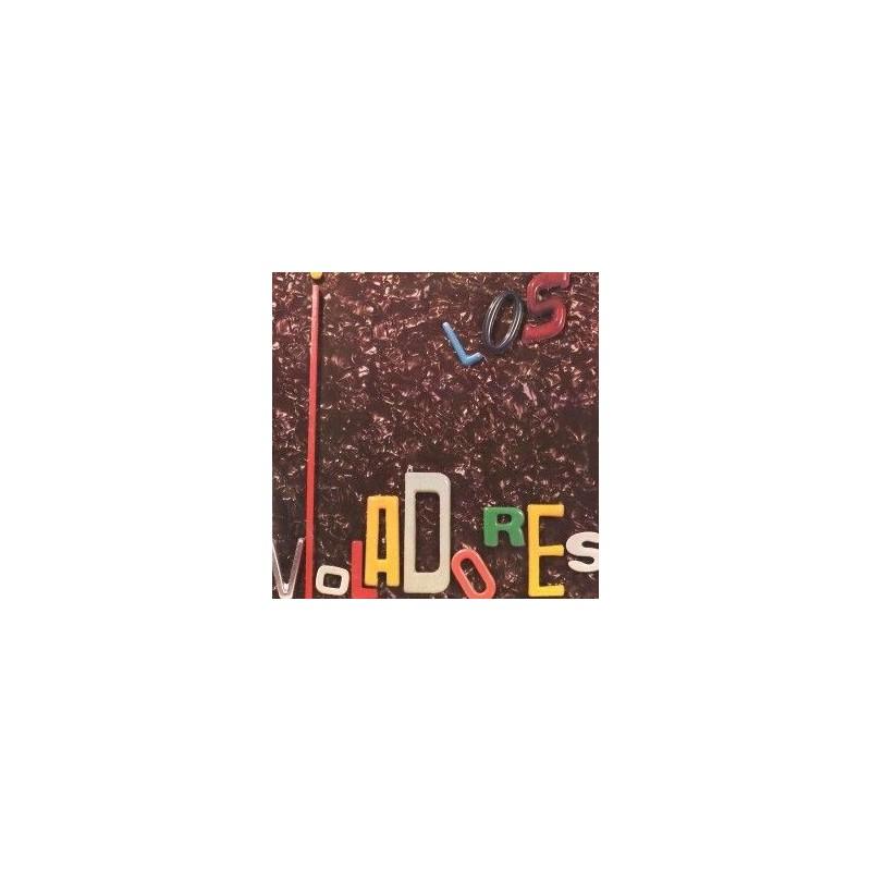 LOS VIOLADORES - Los Violadores LP