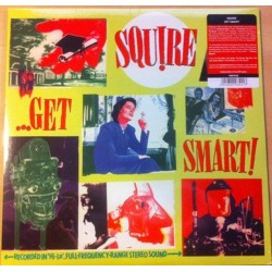 SQUIRE - Get Smart LP