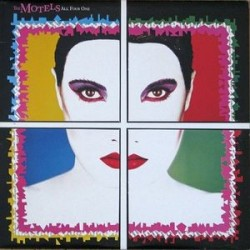 MOTELS ‎– All Four One LP