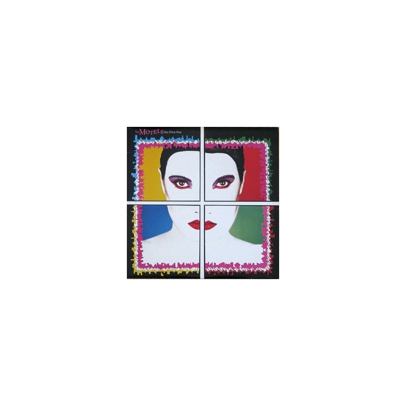 MOTELS – All Four One LP