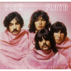 Pink Floyd ‎– A Piece For Asserted Lunatics LP