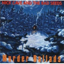 NICK CAVE & THE BAD SEEDS – Murder Ballads LP