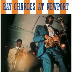 RAY CHARLES - At Newport LP
