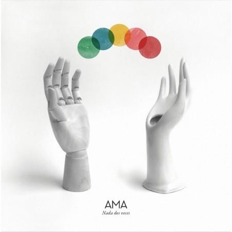 AMA – Nada Dos Veces LP+CD