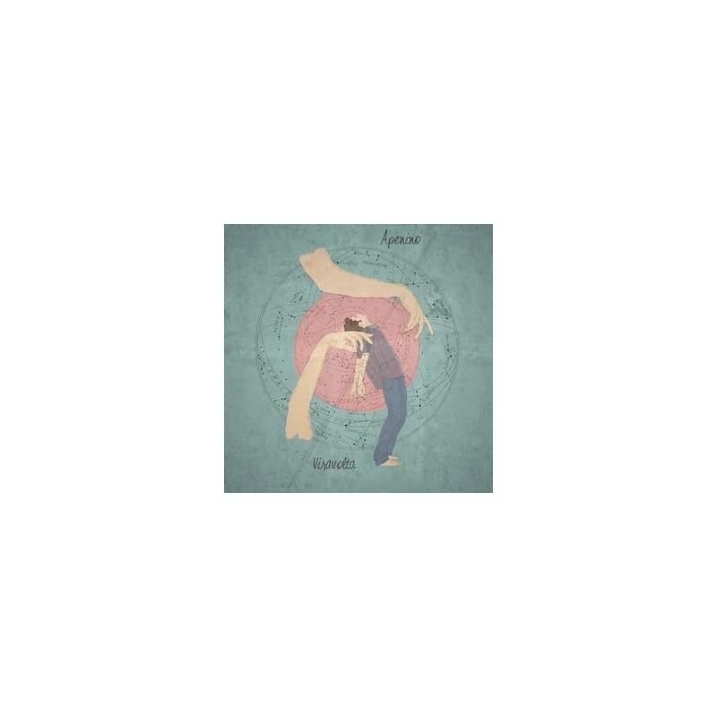 "APENINO - Viravolta LP 10"""