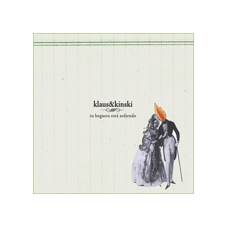 KLAUS & KINSKI – Tu Hoguera Está Ardiendo LP