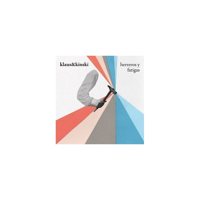 KLAUS & KINSKI – Herreros Y Fatigas CD