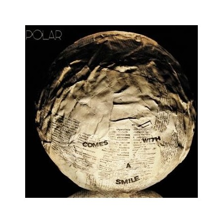 POLAR - Comes With A Smile CD