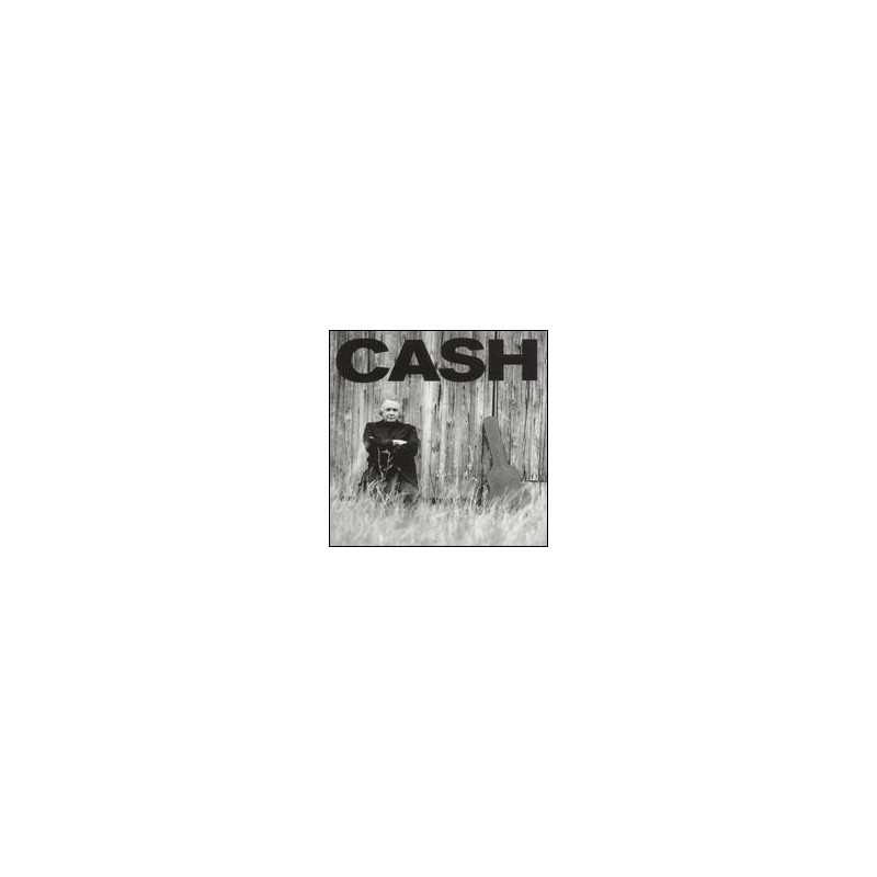 JOHNNY CASH ‎– Unchained LP