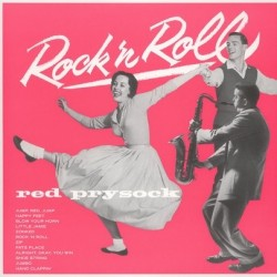RED PRYSOCK -Rock & Roll LP