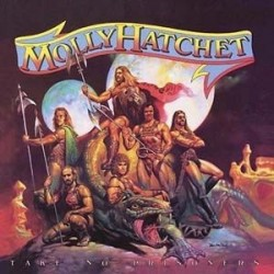 MOLLY HATCHET ‎– Take No Prisoners LP