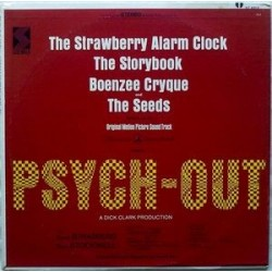 VARIOS - Psych-Out OST LP