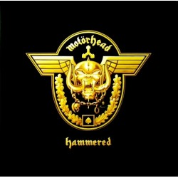 MOTORHEAD ‎– Hammered LP