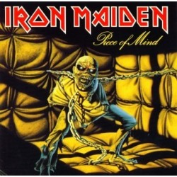 IRON MAIDEN ‎– Piece Of Mind LP