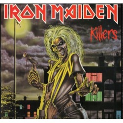 Iron Maiden ‎– Killers LP