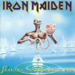 IRON MAIDEN ‎– Seventh Son Of A Seventh Son LP