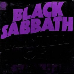 BLACK SABBATH ‎– Master Of Reality LP