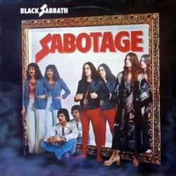 BLACK SABBATH – Sabotage LP