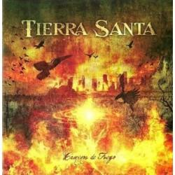 TIERRA SANTA – Caminos De Fuego LP