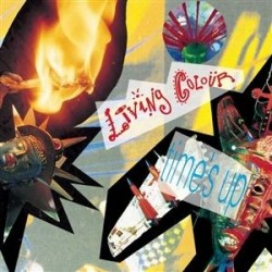 LIVING COLOUR - Time's Up LP