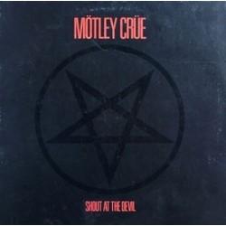 MOTLEY CRUE - Shout At The Devil LP