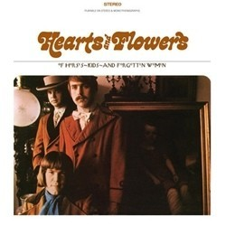 HEARTS AND FLOWERS - Of Horses - Kids - And Forgotten Women LP