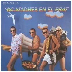 DECIBELIOS - Vacaciones En El Prat LP