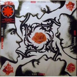 RED HOT CHILI PEPPERS - Blood Sugar Sex Magik LP