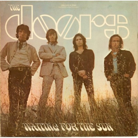 DOORS - Waiting For The Sun LP