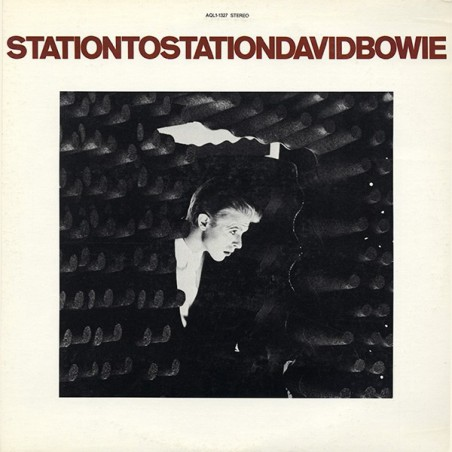 DAVID BOWIE - Station To Station LP