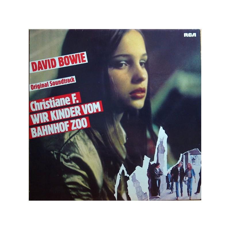 DAVID BOWIE - Christiane F LP