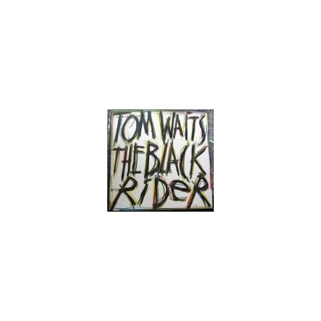TOM WAITS - Black Rider LP