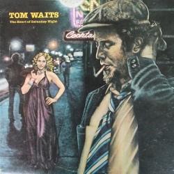 TOM WAITS - The Heart Of Saturday Night LP