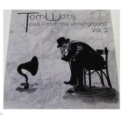 TOM WAITS -  Tales From The Underground 2 LP