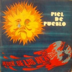 PIEL DE PUEBLO - Rock De Las Heridas  LP