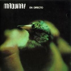 MAQUINA! - En Directo LP