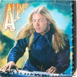 GREGG ALLMAN BAND – Playin' Up A Storm LP