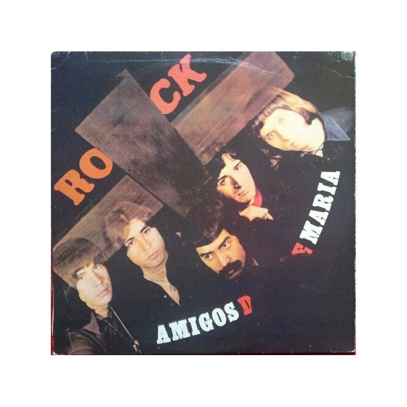 LOS AMIGOS DE MARIA – Rock LP