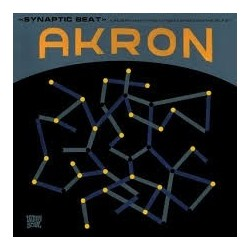 AKRON - Synaptic Beat  LP+CD