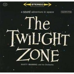 MARTY MANNING & HIS ORCHESTRA ‎– The Twilight Zone LP
