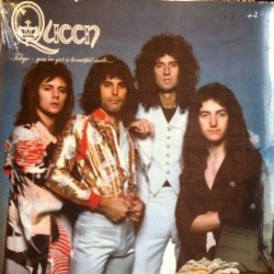 QUEEN - Tokyo - You've Got A Beautiful Smile...But Tonight We Rock  LP
