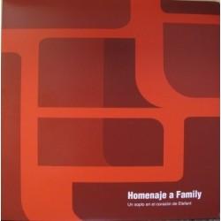 VARIOS - Homenaje A Family. Un Soplo En El Corazón LP