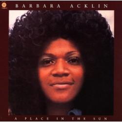 BARBARA ACKLIN - A Place In The Sun LP