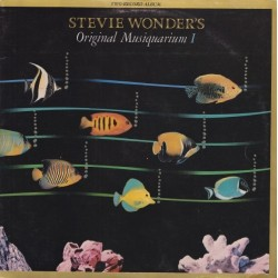 STEVIE WONDER - Original Musiquarium I LP