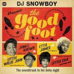 DJ SNOWBOY – Presents The Good Foot LP