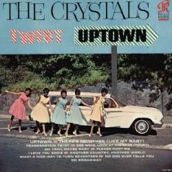 THE CRYSTALS - Twist Uptown LP