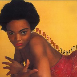 EARTHA KITT ‎– Bad But Beautiful LP