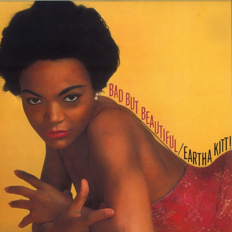 EARTHA KITT – Bad But Beautiful LP